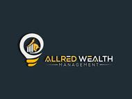 ALLRED WEALTH MANAGEMENT Logo - Entry #774