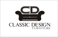 classic design furniture Logo - Entry #45