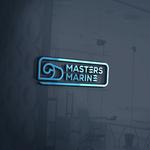 Masters Marine Logo - Entry #336