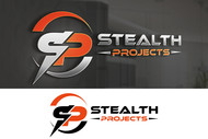 Stealth Projects Logo - Entry #37