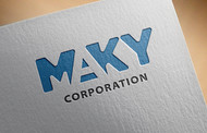 MAKY Corporation  Logo - Entry #134