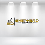 Shepherd Drywall Logo - Entry #135