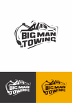 Big Man Towing Logo - Entry #42