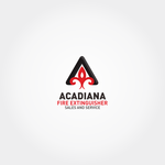 Acadiana Fire Extinguisher Sales and Service Logo - Entry #38