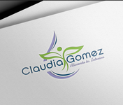 Claudia Gomez Logo - Entry #121