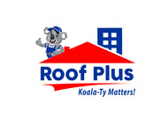 Roof Plus Logo - Entry #293