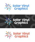 Solar Vinyl Graphics Logo - Entry #293