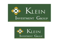Klein Investment Group Logo - Entry #27
