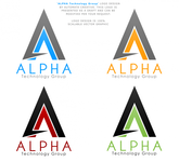 Alpha Technology Group Logo - Entry #174