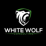 White Wolf Consulting (optional LLC) Logo - Entry #229