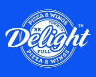 DELIGHT Pizza & Wings  Logo - Entry #68
