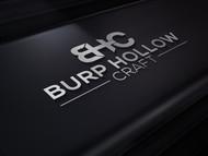 Burp Hollow Craft  Logo - Entry #123