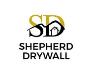 Shepherd Drywall Logo - Entry #350