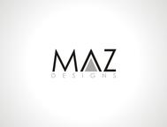 Maz Designs Logo - Entry #142
