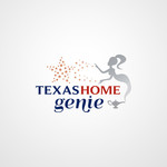 Texas Home Genie Logo - Entry #72