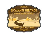 Escalante Heritage/ Hole in the Rock Center Logo - Entry #29
