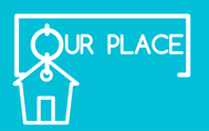 OUR PLACE Logo - Entry #23
