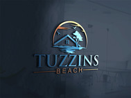 Tuzzins Beach Logo - Entry #11