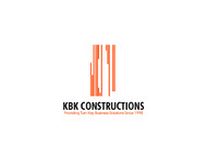 KBK constructions Logo - Entry #41