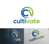 cultivate. Logo - Entry #142