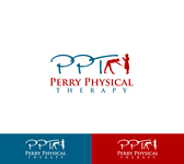 Perry Physical Therapy, Inc. Logo - Entry #85
