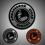Ambassador Cigar Lounge Logo - Entry #10