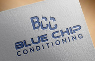 Blue Chip Conditioning Logo - Entry #148