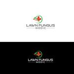 Lawn Fungus Medic Logo - Entry #206