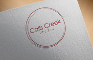 Calls Creek Studio Logo - Entry #145