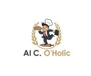 Al C. O'Holic Logo - Entry #16