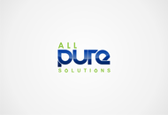 ALL PURE SOLUTIONS Logo - Entry #38