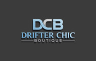 Drifter Chic Boutique Logo - Entry #57