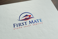 First Mate Logo - Entry #55