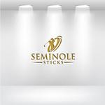 Seminole Sticks Logo - Entry #37