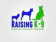 Raising K-9 Logo - Entry #70