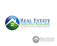 Real Estate Marketing Rainmaker Logo - Entry #31