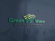 Green Wave Wealth Management Logo - Entry #76