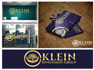 Klein Investment Group Logo - Entry #93