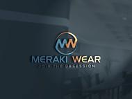Meraki Wear Logo - Entry #140