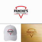 Pancho's Craft Pizza Logo - Entry #91