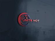 Unite not Ignite Logo - Entry #74