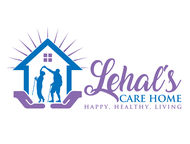 Lehal's Care Home Logo - Entry #86