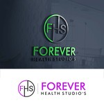 Forever Health Studio's Logo - Entry #17