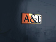 A & E Logo - Entry #30