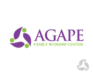 Agape Logo - Entry #132