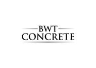 BWT Concrete Logo - Entry #243