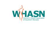 WHASN Women's Health Associates of Southern Nevada Logo - Entry #36
