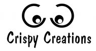 Crispy Creations logo - Entry #8