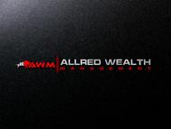 ALLRED WEALTH MANAGEMENT Logo - Entry #602