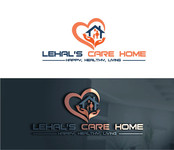 Lehal's Care Home Logo - Entry #76
